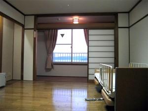 2F空室のお部屋
