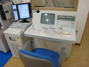 X線TV装置の操作卓